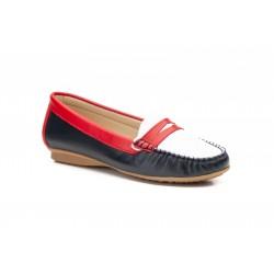 Zapato Kiowa Mujer Marino...