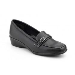 Zapatos Mocasin  Mujer Piel
