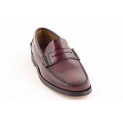 Zapato Castellano Burdeos...