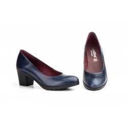 Zapato Salón Mujer Piel...