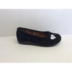 Zapatilla Mujer Suapel Negro