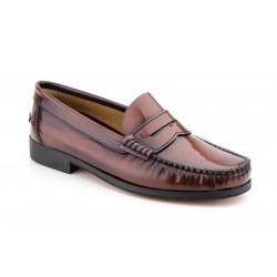 Zapatos Hombre Piel Cuero...